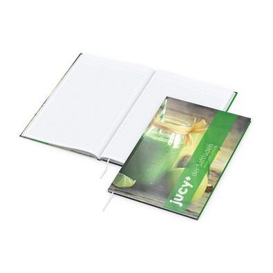 geiger notes Notizbuch Memo-Book A4 Bestseller, inkl. Digitaldruck auf Einband, gloss