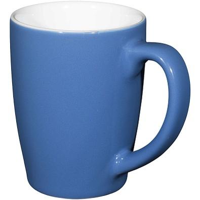 Mendi Keramik-Tasse, 350 ml, blau