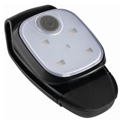 METMAXX® Clip-Licht MobileLightConnect, schwarz