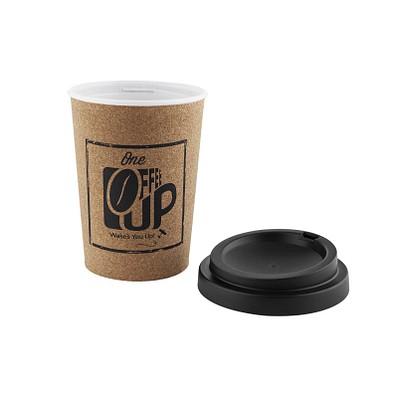 METMAXX® Korkbecher CorkCup, braun