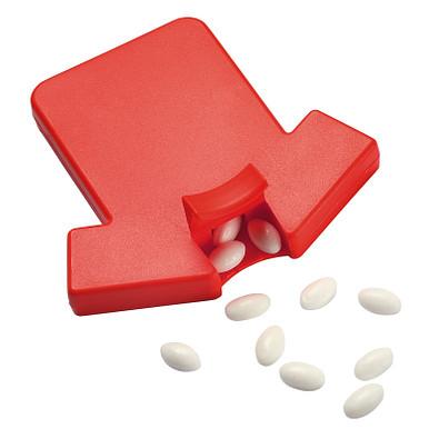 Mint-Spender Trikot, standard-rot