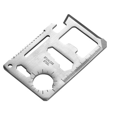 Multi-Tool SmartCard, silber