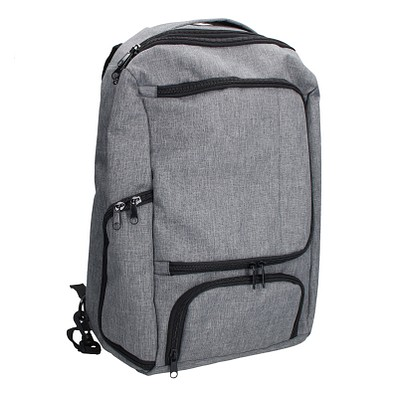 "Multifunktionsrucksack ""Journey"", graumeliert"