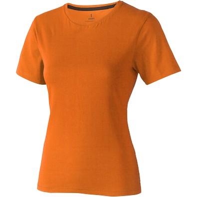 ELEVATE Damen T-Shirt Nanaimo, orange, S
