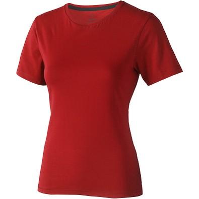 ELEVATE Damen T-Shirt Nanaimo, rot, S