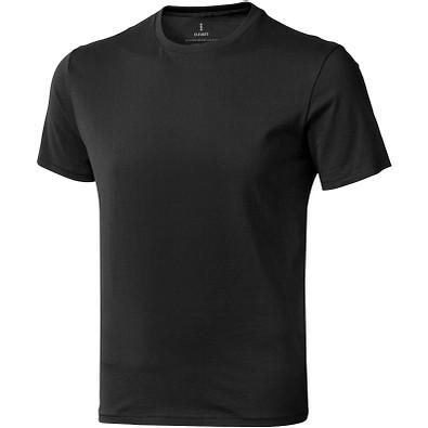 ELEVATE Herren T-Shirt Nanaimo, anthrazit, XXXL