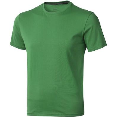 ELEVATE Herren T-Shirt Nanaimo, Fern green, M