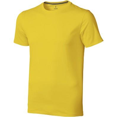 ELEVATE Herren T-Shirt Nanaimo, gelb, XXL