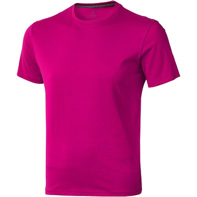 ELEVATE Herren T-Shirt Nanaimo, rosa, S