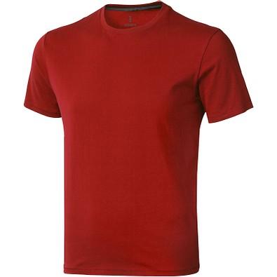 ELEVATE Herren T-Shirt Nanaimo, rot, S