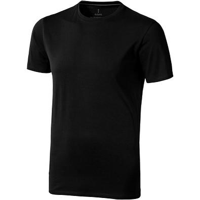 ELEVATE Herren T-Shirt Nanaimo, schwarz, S