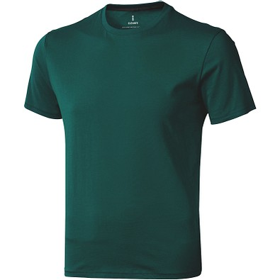 ELEVATE Herren T-Shirt Nanaimo, waldgrün, XS