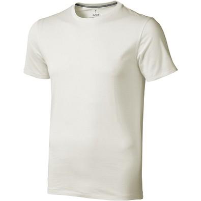 ELEVATE Herren T-Shirt Nanaimo, hellgrau, XXL