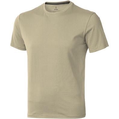 ELEVATE Herren T-Shirt Nanaimo, khaki, S