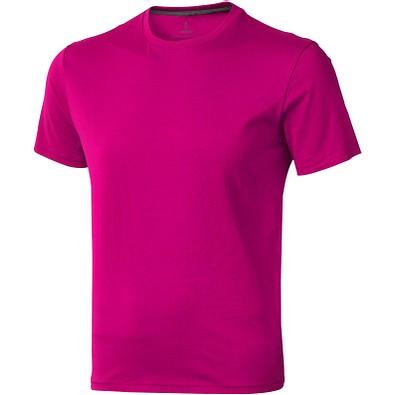ELEVATE Herren T-Shirt Nanaimo, rosa, XXL