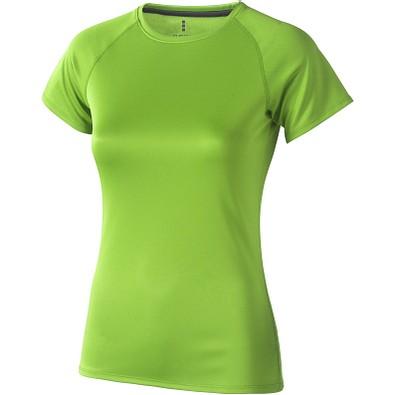 ELEVATE Damen T-Shirt Niagara cool fit, apfelgrün, S