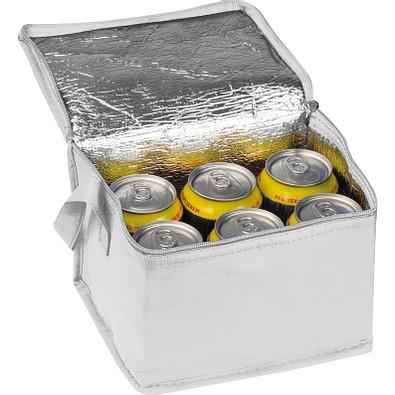 Non-Woven Kühltasche Nieby, weiss