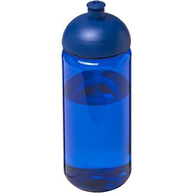 Octave Tritan Sportflasche mit Stülpdeckel, 600 ml, blau