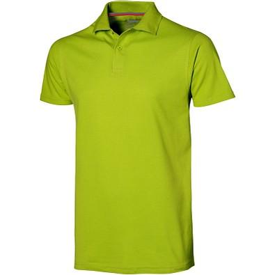Slazenger™ Herren Poloshirt Advantage, apfelgrün, M