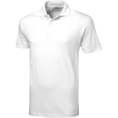 Slazenger™ Herren Poloshirt Advantage, weiß, XXL