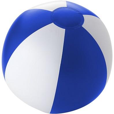 Palma Wasserball, royalblau,weiss