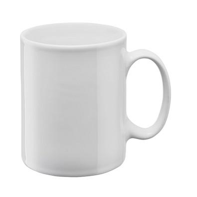 Porzellan-Kaffeetasse Carmen, 250 ml, weiß