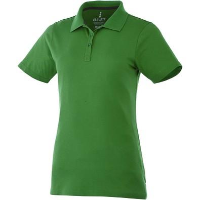 ELEVATE Damen Poloshirt Primus, Fern green, S