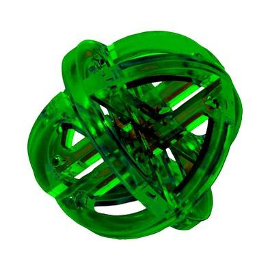 Pussycat 3D-Geduldspiel Astro, transparent-grün