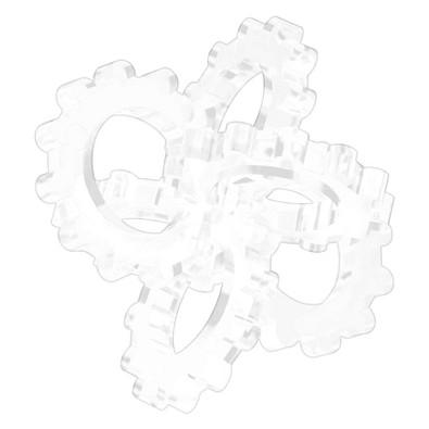 Pussycat 3D-Geduldspiel Hexon, weiß