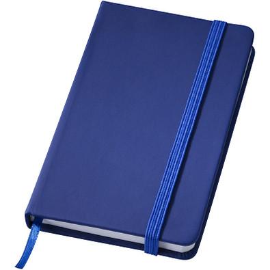 Rainbow DIN A7 Notizbuch, dunkelblau