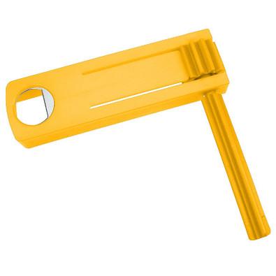 Ratsche Opener, standard-gelb