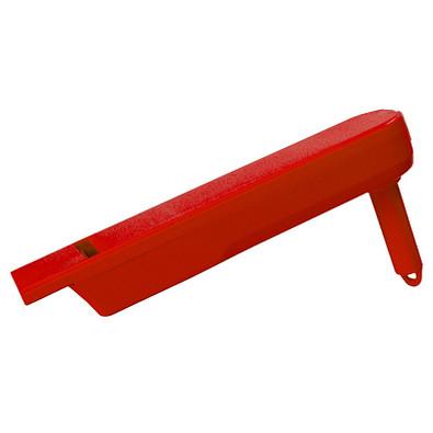 Ratsche Pfeife, standard-rot
