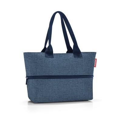 reisenthel® Einkaufstasche shopper e1, twist blue