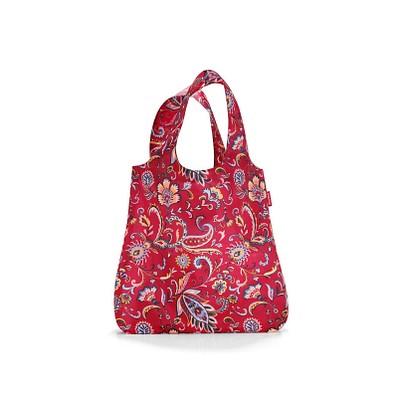 reisenthel® Einkaufstasche mini maxi shopper, paisley ruby