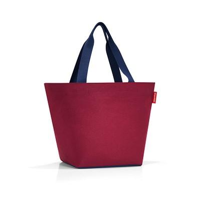reisenthel® Einkaufstasche shopper M dark ruby