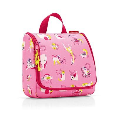 reisenthel® Kulturtasche toiletbag kids, abc friends pink