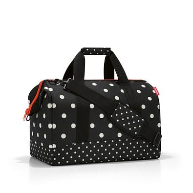 reisenthel® Reisetasche allrounder L, mixed dots