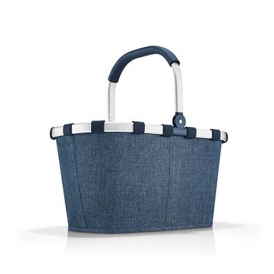 reisenthel® Einkaufskorb carrybag, twist blue