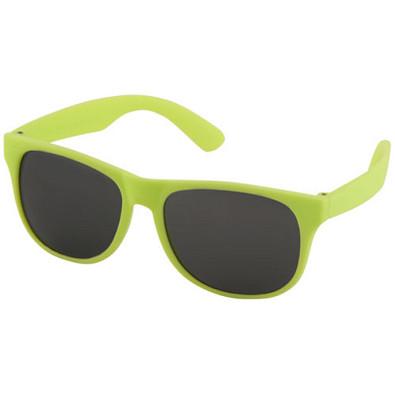 Retro Sonnenbrille, grün