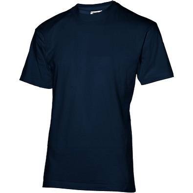 Slazenger™ Unisex T-Shirt Ace Return, dunkelblau, XXL