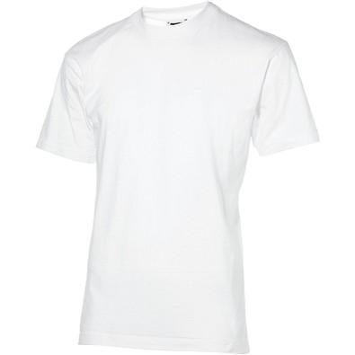 Slazenger™ Unisex T-Shirt Ace Return, weiß, M