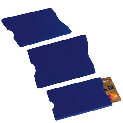 RFID Kartenetui Canterbury,blau