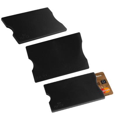 RFID Kartenetui Canterbury,schwarz