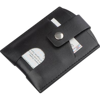 RFID Kartenetui, schwarz