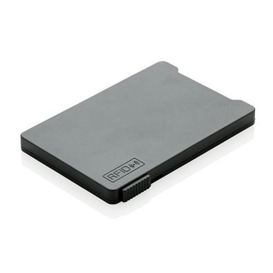 XD COLLECTION RFID Mehrfach-Kartenhalter, schwarz