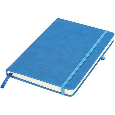 Rivista A5 Notizbuch, blau