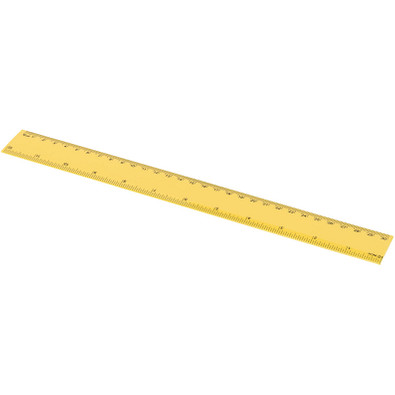 Ruly 30 cm Lineal, gelb