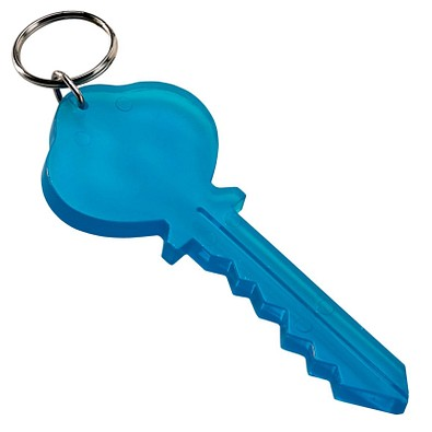Schlüsselanhänger Key, standard-blau PP