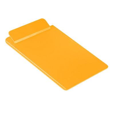 Schreibboard DIN A4 color, standard-gelb