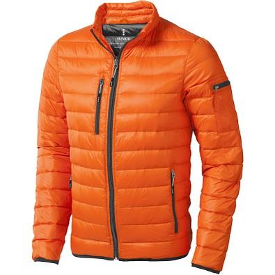 ELEVATE Herren Daunenjacke Scotia, orange, XXXL